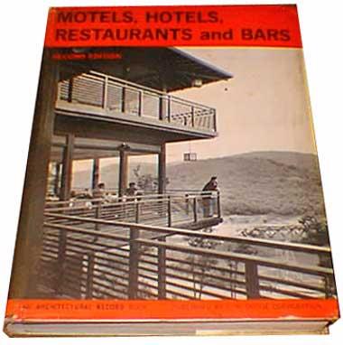 MOTELS HOTELS RESTAURANTS AND BARS F. W. Dodge Corporation